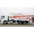 SINOTRUK 37M Truck Mounted Concrete Pump Truck