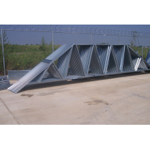 Big Span Light Gauge Stahlfachwerk