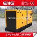 Potência do gerador diesel à prova de som de 200KW pelo motor CUMMINS NT855-GA