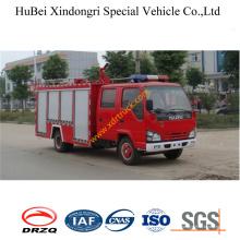 6ton Исузу Фвр пены тендер пожарная машина Евро3