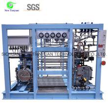 150nm3 / H Смещение Криптон Газовая диафрагма / мембранный компрессор