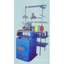 AX-6F totalmente automático liso único cilindro meias máquina de confecção de malhas
