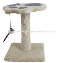 Роскошный Кот дерево с игрушками