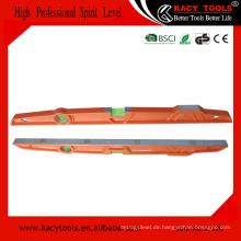 HEISSE Hochleistungs-Trapezform gegossene Wasserwaage