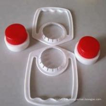 Chine Bouchon de bouteille d'huile d'injection plastique durable de haute qualité et fabrication de moule de poignée