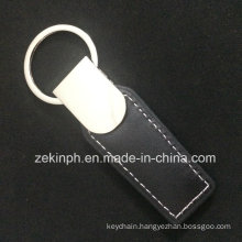 Customized Metal Leather Key Chains