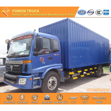 FOTON AUMAN 4X2 Van Cargo Truck for Export