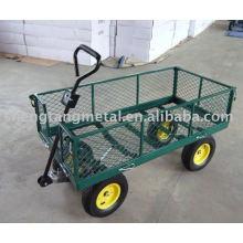 chariot de jardin en treillis d'acier TC1840