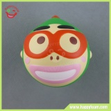 Antistress ball, Green pepper cartoon figure stress ball