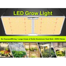Vollspektrum LED Panel Panel Pflanze wachsen Licht