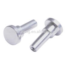 Varilla roscada hueca de aluminio del torno chino