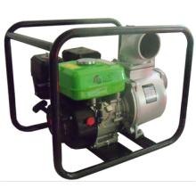 Irrigación portable de la agricultura, solo cilindro, 4 golpes, bomba de la energía de la gasolina
