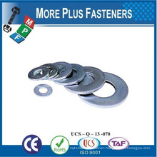 Made in Taiwan Flat Washer Stainless Steel Flat Washer Thick Flat Washer