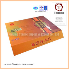 Luxury Packaging Gift Box for Food, Cosmetics, Jewelry