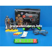 Airsoft arma com bala de água e bala macia (887727)