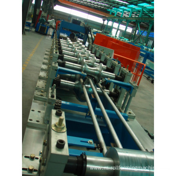 Cold roll forming profile for ridge cap