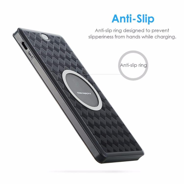 2 in 1 Wireless Power Bank