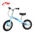 Boa qualidade barato pés de equilíbrio de energia bicicleta crianças / Atacado melhor equilíbrio de bicicleta de alumínio / EN71 CE capproved Yimei OEM 12 polegada de bicicleta