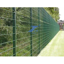 Galvanized PVC Coated 358 Weld Mesh Fencing (FACTORY)