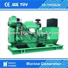 Pequeños generadores diesel marinos del barco 160kW para la venta