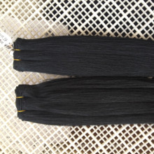 Beliebteste Yaki Natürliche Verworrene Gerade Brasilianische Nerz 10A Haarbündel Fabrik Nach Maß