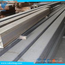 Barre carrée en acier inoxydable 303 Décapage / laminage à chaud