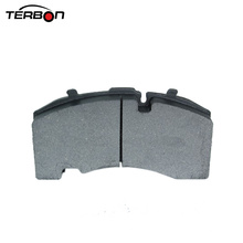 WVA2917 High Quality Semi-metallic Brake Pad for FORD