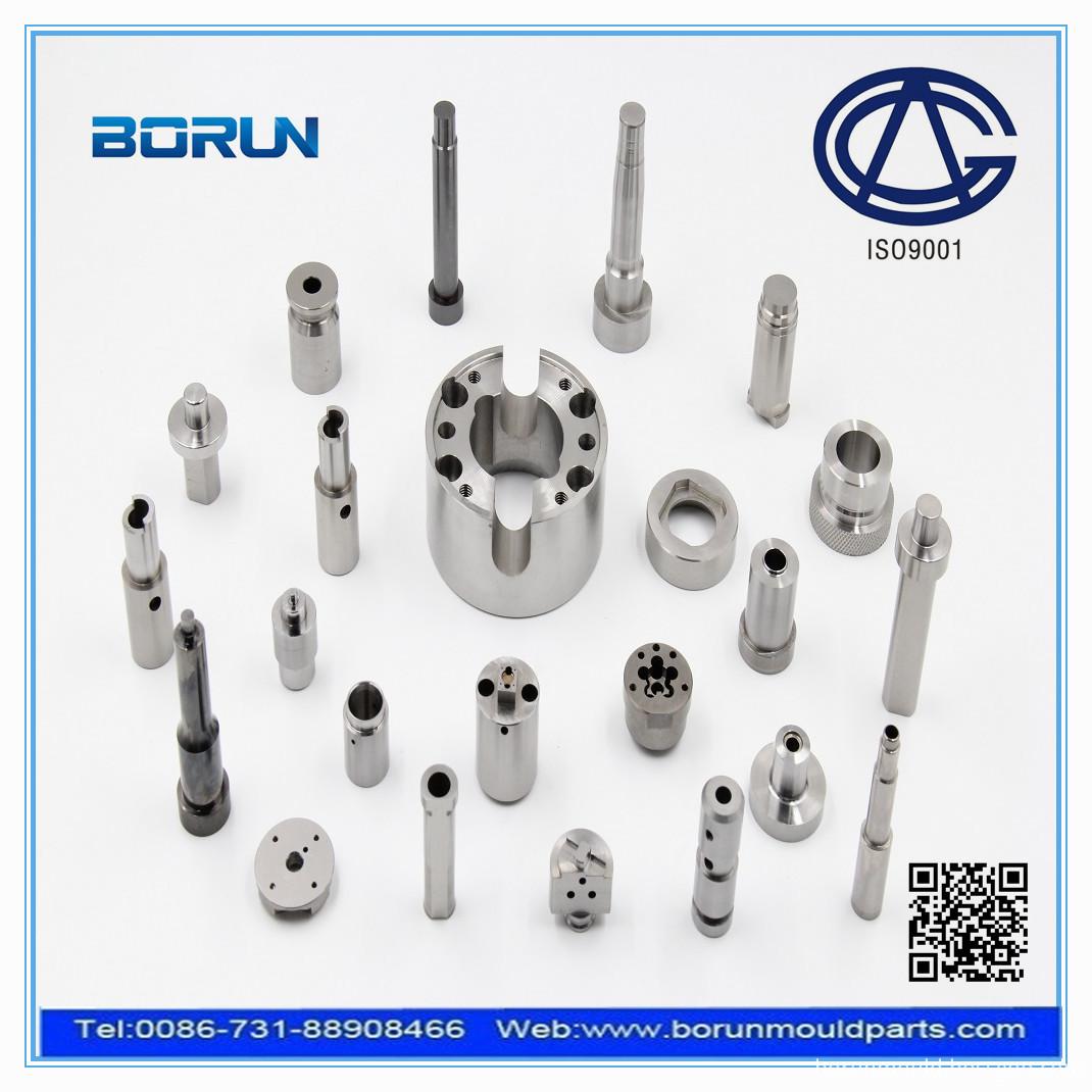 CNC Turning mold parts(OEM)