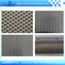 Malla de filtro de malla de alambre sinterizado