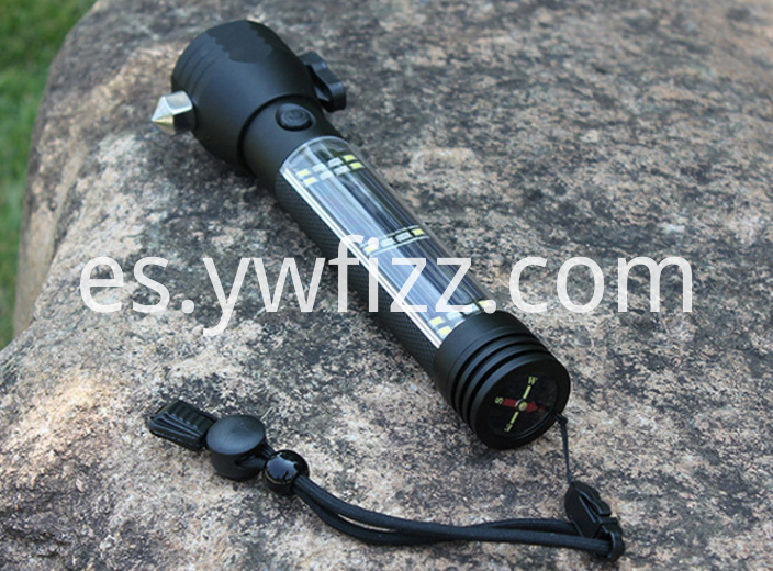 Long Beam Flashlight