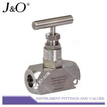 Hilo de acero inoxidable para instrumentos Mini aguja de válvula