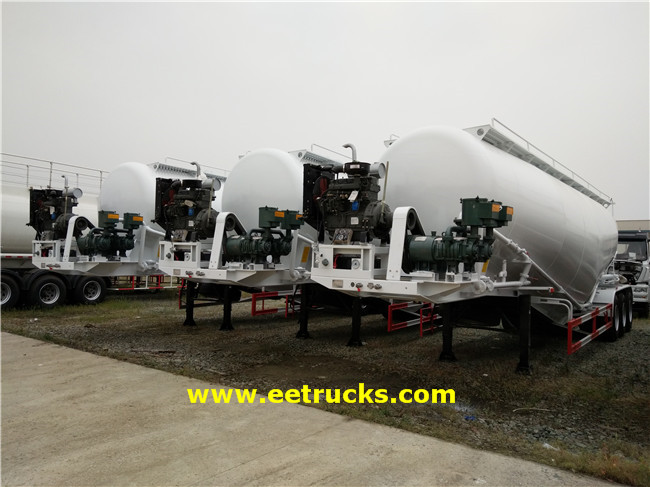 Bulk Powder Trailer