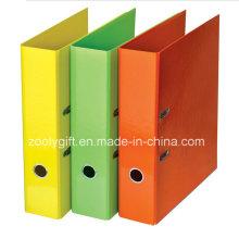 A4 / FC Fichier de fichier à feuilles imprimées en couleur pleine couleur