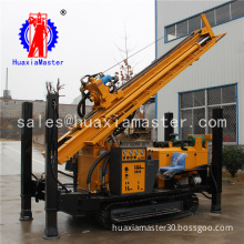 Manufactured in China FY300 crawler pneumatic water well drilling machinery /air operated crawler drilling rigs