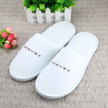 Pantofole Spa Terry Velour Close Toe Spa