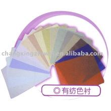 tejido de algodón interlínea para accesorios de vestir