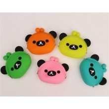 Animal Look Silicone Coin Bag for Promotion