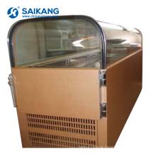 Refrigerador do corpo do congelador da morgue SKB-7A006 para a venda