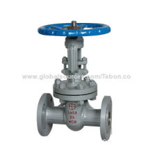 Cast steel gate valve, OEM orders are welcome