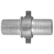 Suction Hose Couplings Hose Shank x Hose Shank