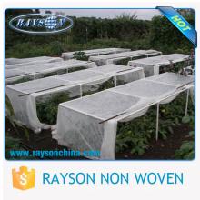 Tejido de protección solar anti-UV transpirable para planta