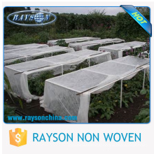 Tecido de proteção solar anti-uv respirável para plantas