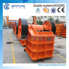 PE/Pex Series Stone Roll Jaw Crusher