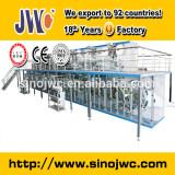 T shape baby diaper making machine JWC-NK450-EB