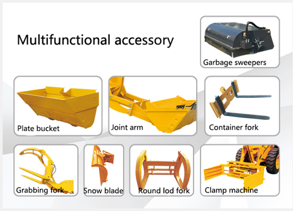 wheel loader Accessory