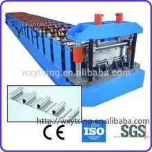 YTSING-YD-4376 Pass CE and ISO Roller Metal Deck Forming Machine, Metal Deck Roll Forming Machine