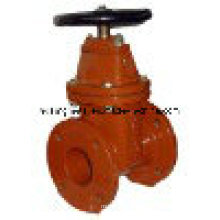 Cast Iron Inner-Thread Wedge - Type Gate Valve