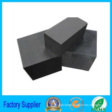 impregnated KOH honeycomb coal based activated carbon for sale