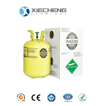 China for High Fructose Corn Syrup New refrigerant gas R422D replacement for r22 supply to Guinea-Bissau Supplier