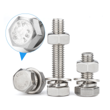 Stainless Steel 304/316 Bolts And Nuts